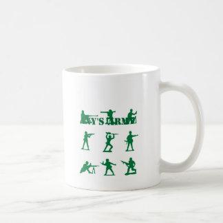 ANDY'S ARMY COFFEE MUG