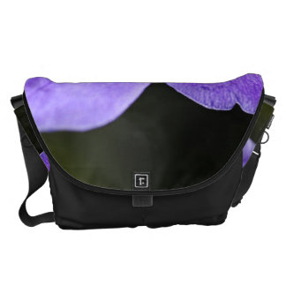 Anemone Flower - Large Bag Courier Bags