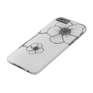 Anemone Flower Phone Case