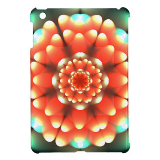 Anemone Mandala iPad Mini Cases