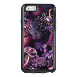 Anemones in Dark Purple OtterBox iPhone 6/6s Case