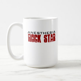Anesthesia RockStar Mug - plain