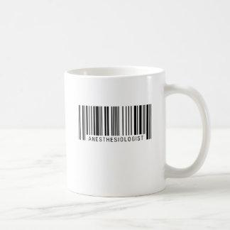 Anesthesiologist Barcode Coffee Mug