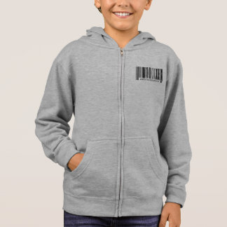 Anesthesiologist Barcode Hoodie