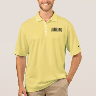 Anesthesiologist Barcode Polo Shirt