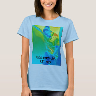 angedamn4changed, ANGE-DAMN-LINA EST. 1979 T-Shirt