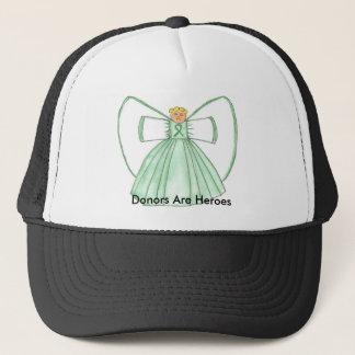 angel1 trucker hat