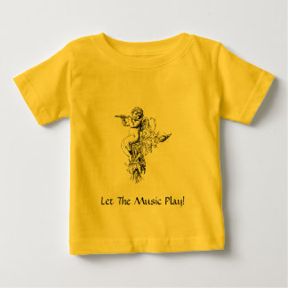 Angel4, Let The Music Play! T-shirt