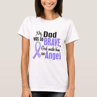Angel 1 Dad Esophageal Cancer T-Shirt