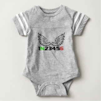 angel 1N23456 Baby Bodysuit