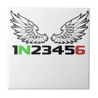 angel 1N23456 Ceramic Tile