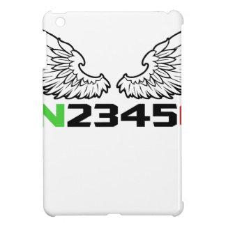 angel 1N23456 iPad Mini Cover