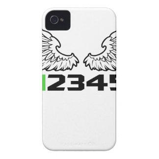 angel 1N23456 iPhone 4 Cover
