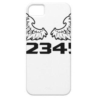 angel 1N23456 iPhone 5 Case