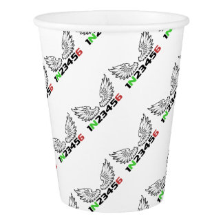 angel 1N23456 Paper Cup