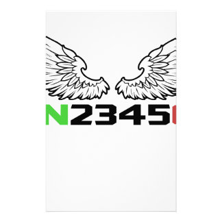 angel 1N23456 Stationery