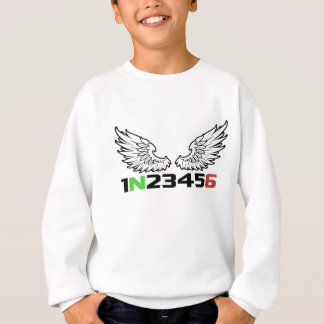 angel 1N23456 Sweatshirt