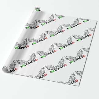 angel 1N23456 Wrapping Paper