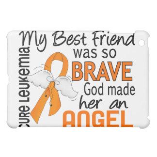 Angel 2 Best Friend (Female) Leukemia iPad Mini Cases