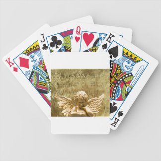 Angel #2 bicycle playing cards
