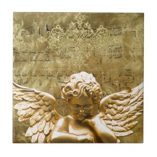 Angel #2 ceramic tile