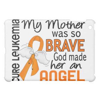 Angel 2 Mother Leukemia iPad Mini Cases