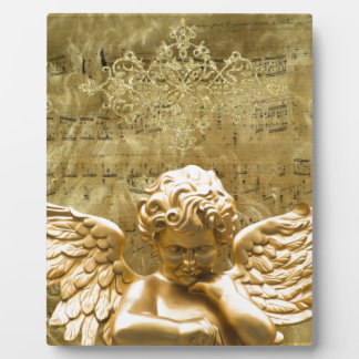 Angel #2 plaque