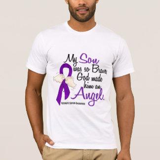 Angel 2 Son Pancreatic Cancer T-Shirt