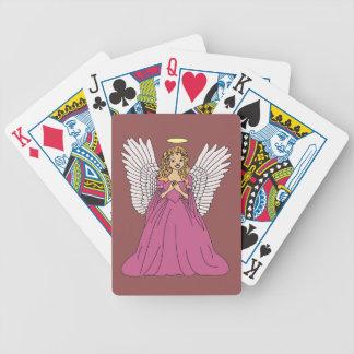 Angel 3 poker deck