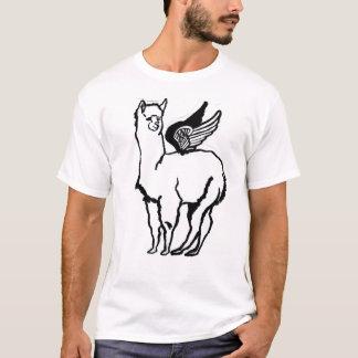 Angel alpaca T-Shirt