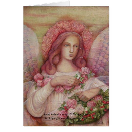 Angel Ambriel Card