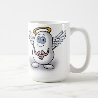 Angel and Devil Coffee Mug