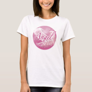 """Angel"" Angel Wings Tshirt"