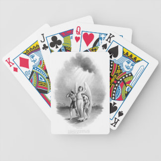Angel Archtype Bicycle Playing Cards