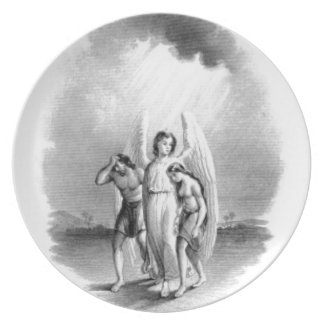 Angel Archtype Plate
