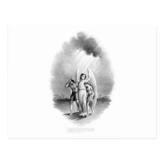 Angel Archtype Postcard