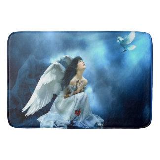 Angel Art Bath Mat
