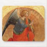 Angel at Annunciation