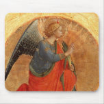 Angel at Annunciation Mouse Pad