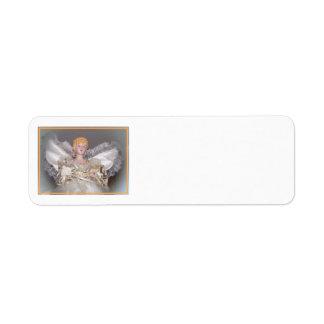 Angel Avery Label Return Address Label