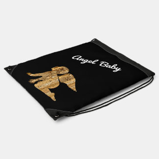 Angel Baby - DrawString Bag