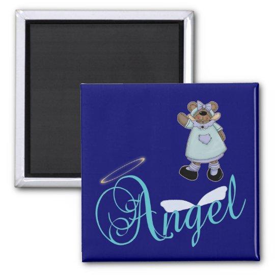 Angel Bear 4 Magnet
