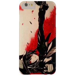 Angel Beats Naoi Duel Pistolsls Case Barely There iPhone 6 Plus Case