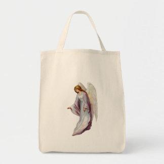 Angel Beautiful Messenger of God Canvas Bag
