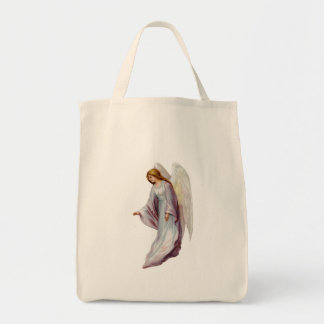 Angel Beautiful Messenger of God Grocery Tote Bag