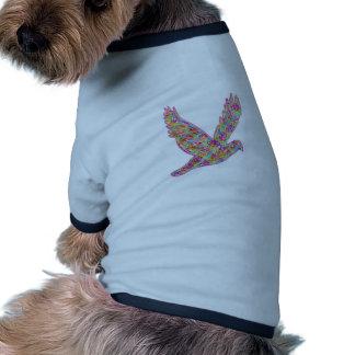 ANGEL Bird - Soaring High is my nature Ringer Dog Shirt