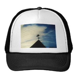 Angel BLOWING HORN WEATHER VANE Mesh Hats