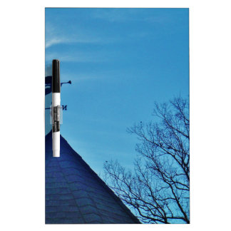 Angel BLOWING HORN WEATHER VANE Dry Erase White Board