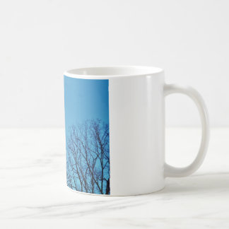Angel BLOWING HORN WEATHER VANE Classic White Coffee Mug