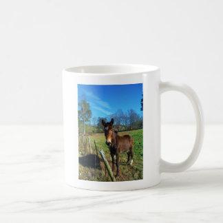 Angel BLOWING HORN WEATHER VANE Coffee Mugs
